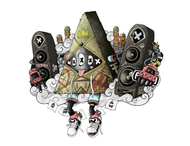 triangle-boom